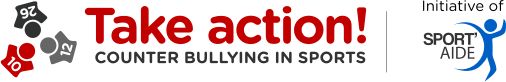 Take action! Counter Bullying in sports